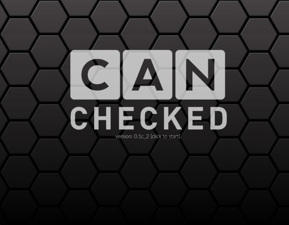 CANchecked DSS - Display Setup Software