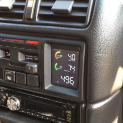 Opel Calibra Vectra A Display