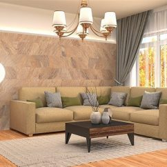Soundproof Living Room Interior Design For In Indian Style Orgclay Cork Wall Tiles Cancork Floor
