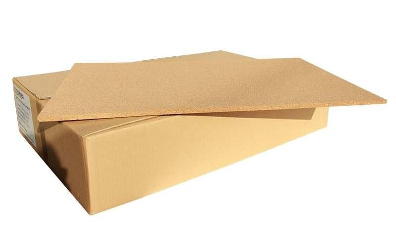 Half Inch Cork Underlayment 102 sqft for Noise Reduction
