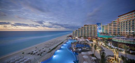 Hard Rock Hotel All Inclusive