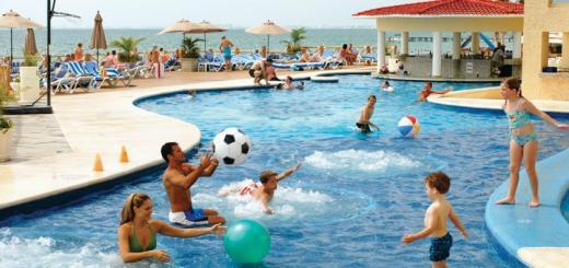 All Ritmo Cancun All Inclusive Resort & Water Park
