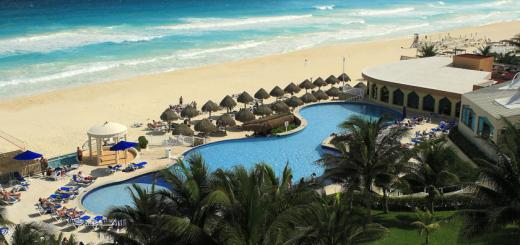 Golden Parnassus Resort & Spa Cancun All Inclusive