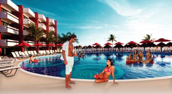 Temptation Resort & Spa Cancun All Inclusive Adults Only