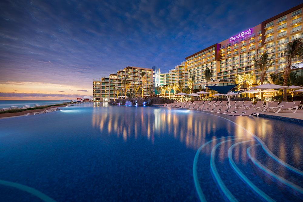 Hard Rock Hotel Cancun Top All Inclusive Resort