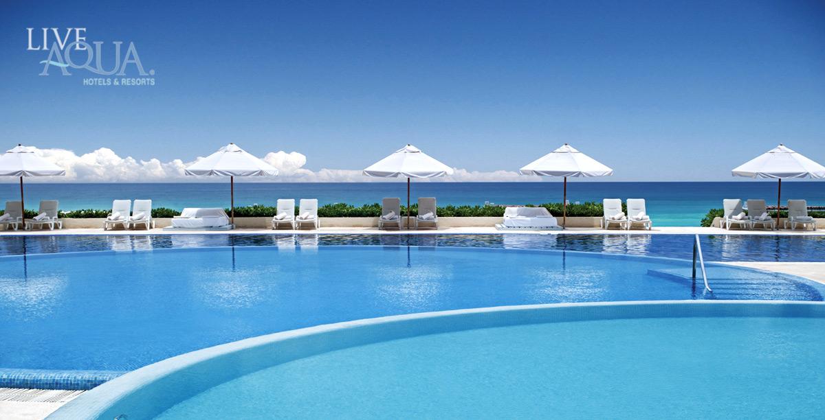 Live Aqua Cancun Top All Inclusive Resort