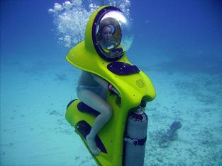 BOB Breathing Observation Bubble Underwater Adventure In