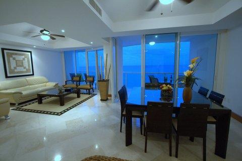 Cancun Condo Rental 3BR 3 Bath Unit 801