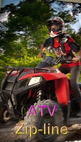 Selvatica ATV jungle adventure