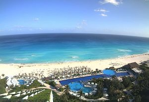 The best place for a winter vacation: Cancun!