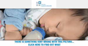 Tooth decay on babies!? – Cancun Cosmetic Dentistry dental tips