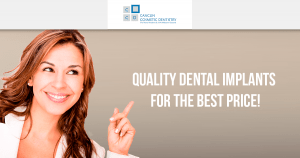 The quality dental implants for the best price!
