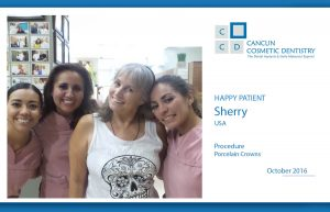 Second time in Cancun Cosmetic Dentistry (video review)