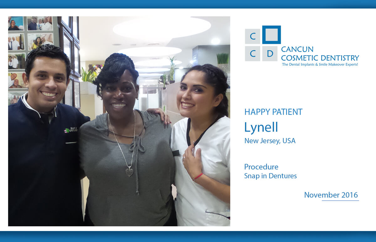 The best implant denture alternative is in Cancun!