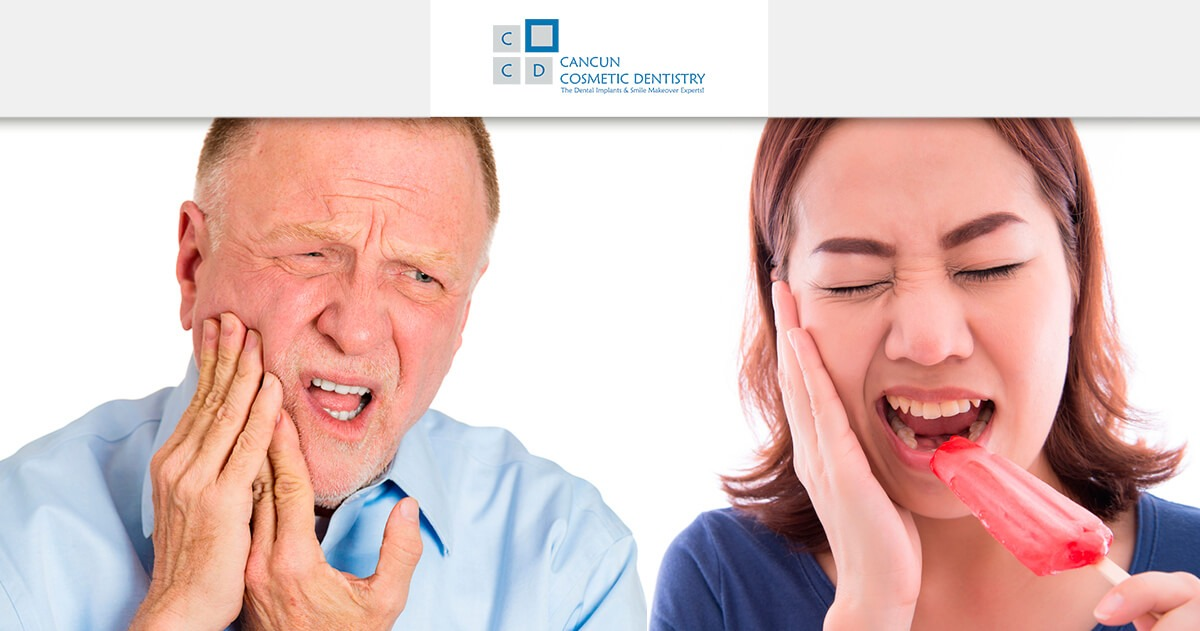 Why does my tooth hurt? Causes of teeth pain! – Cancun Cosmetic Dentistry