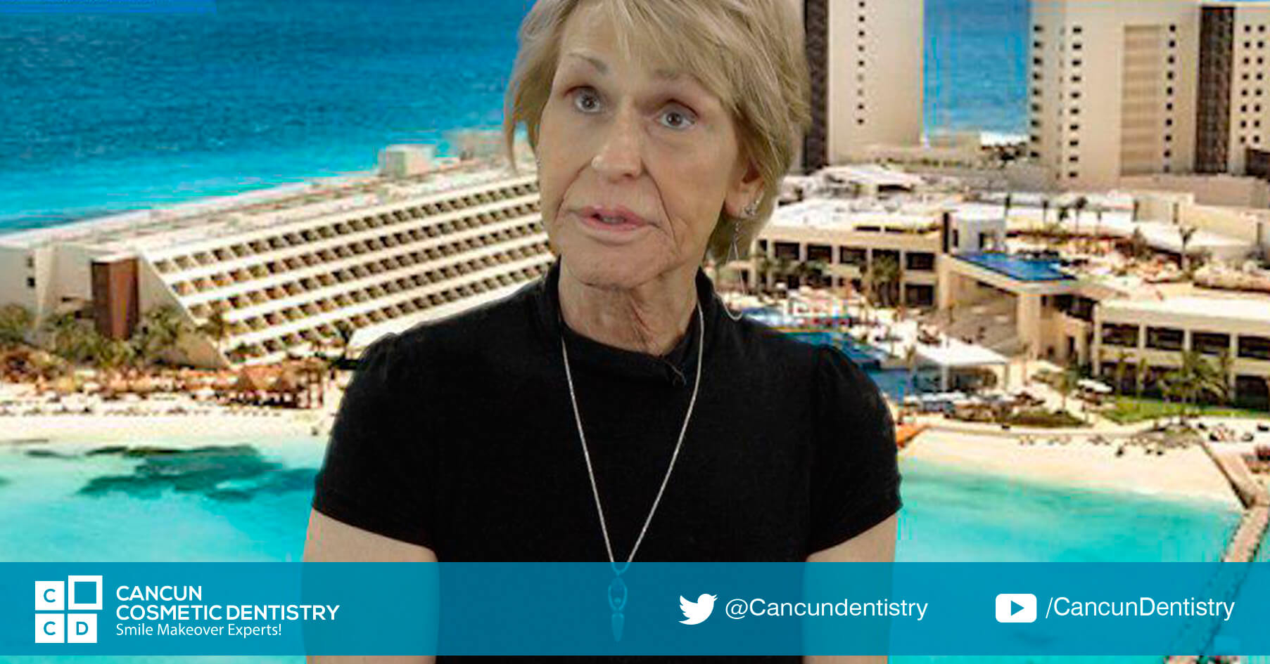 """""""I recommend this place very highly"""" Cancun Cosmetic Dentistry Reviews!"""