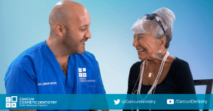 Returning patient speaks up about dentistry in Cancun! (with video)