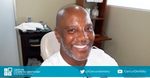 Another satisfied patient with our affordable dental services!