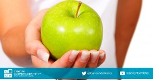 Eat healthy to prevent dental problems! – Cancun Cosmetic Dentistry