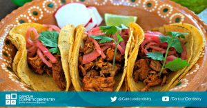 What to eat in Cancun during your dental vacation?