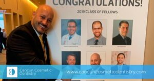 Doctor German Arzate earned his Fellowship credentials in the AAID!