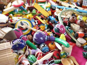 Traditional Mexican toys