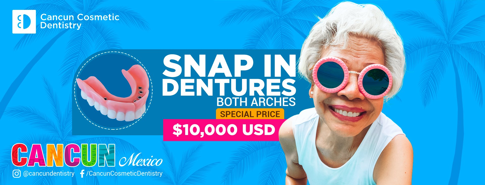 SNAP-IN-DENTURES