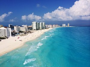 Vacations in Cancun (photo by Irving Huertas)