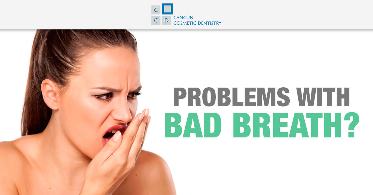 Problems with Bad Breath (Halitosis)