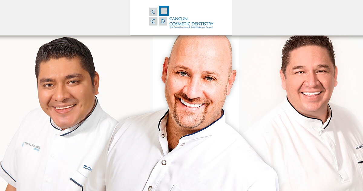 Come to Cancun! You deserve the best dental care!