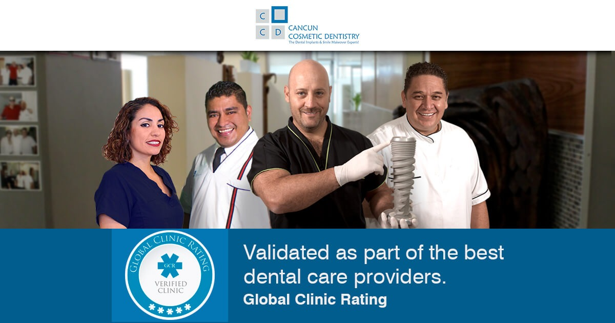 Dental Clinic in Cancun verified by Global Clinic Rating