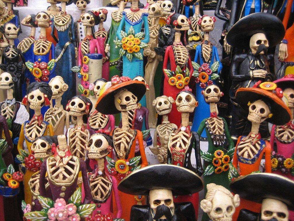 Dia de Muertos in Cancun