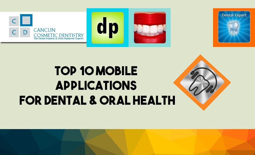mobile apps for dental health