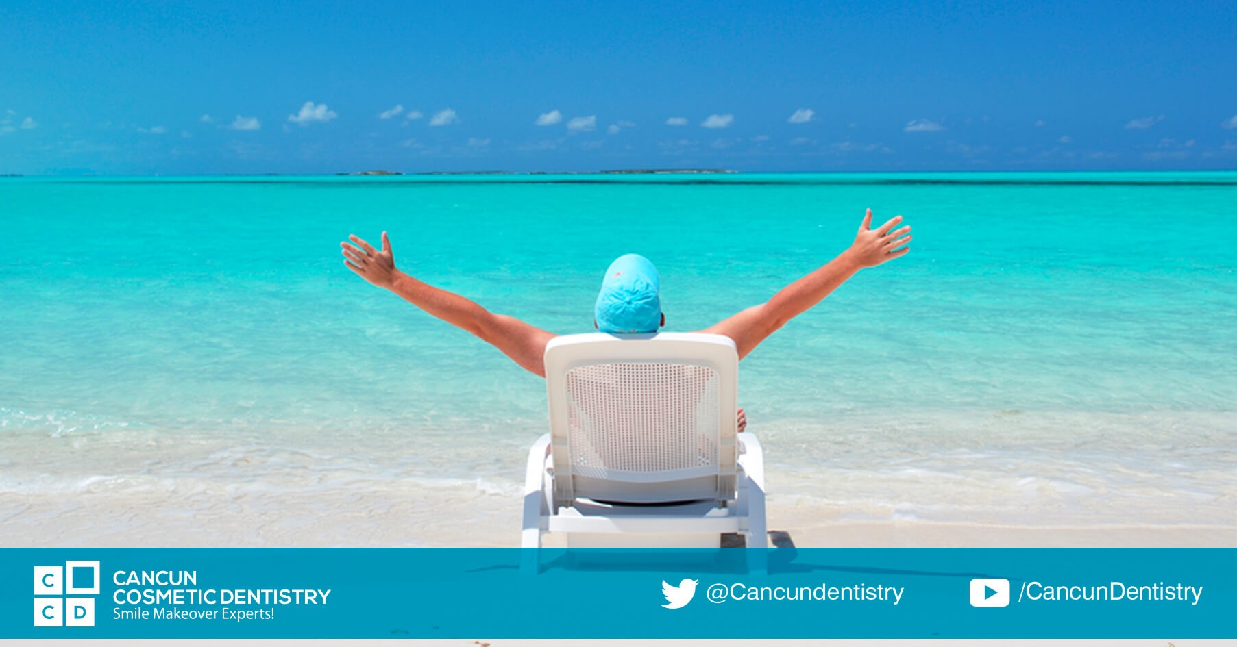 Despite sensationalist media, Cancun remains the top vacation spot for Americans!