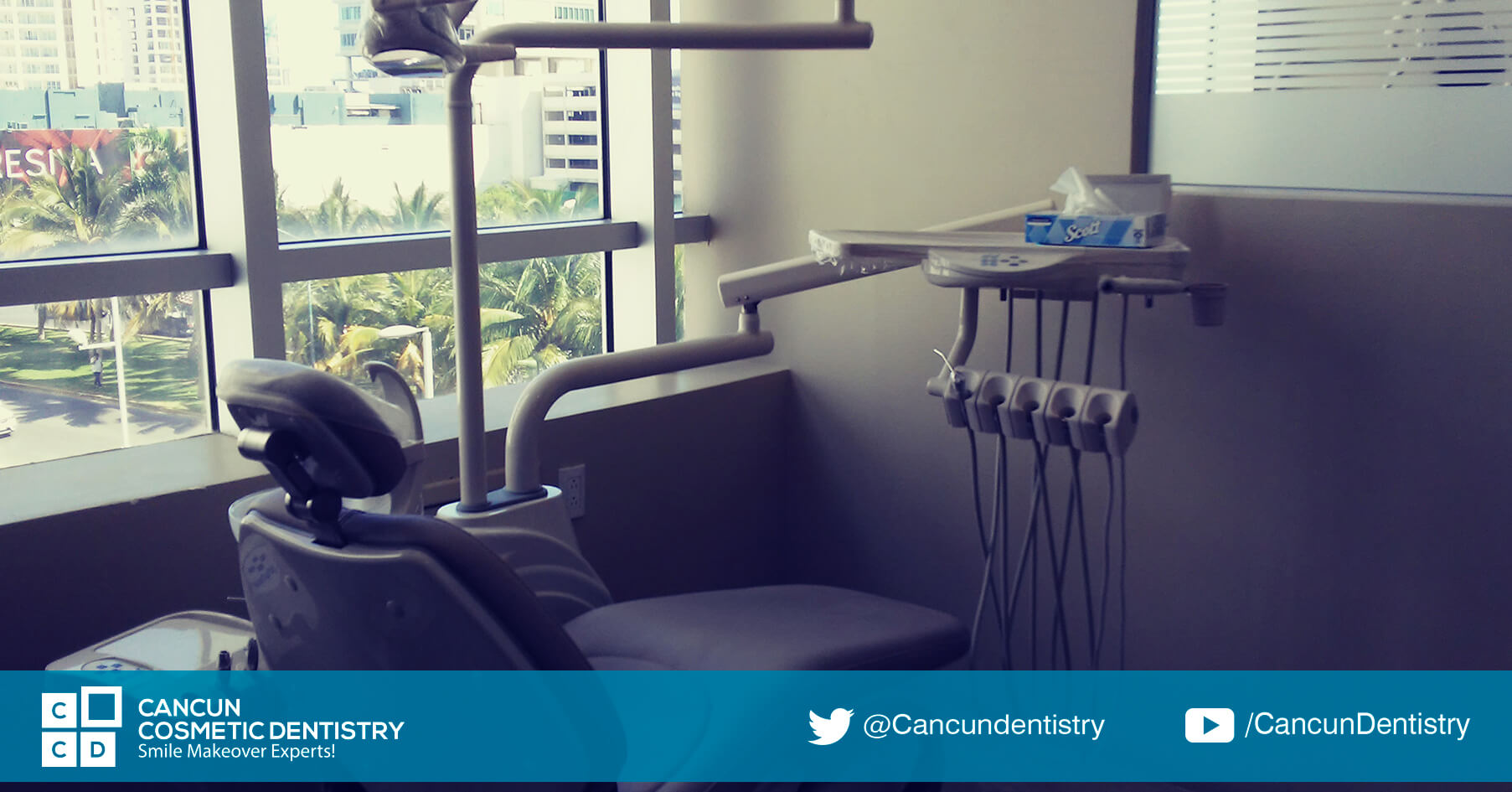 What kind of dental technology will you find in our dental clinic in Cancun?