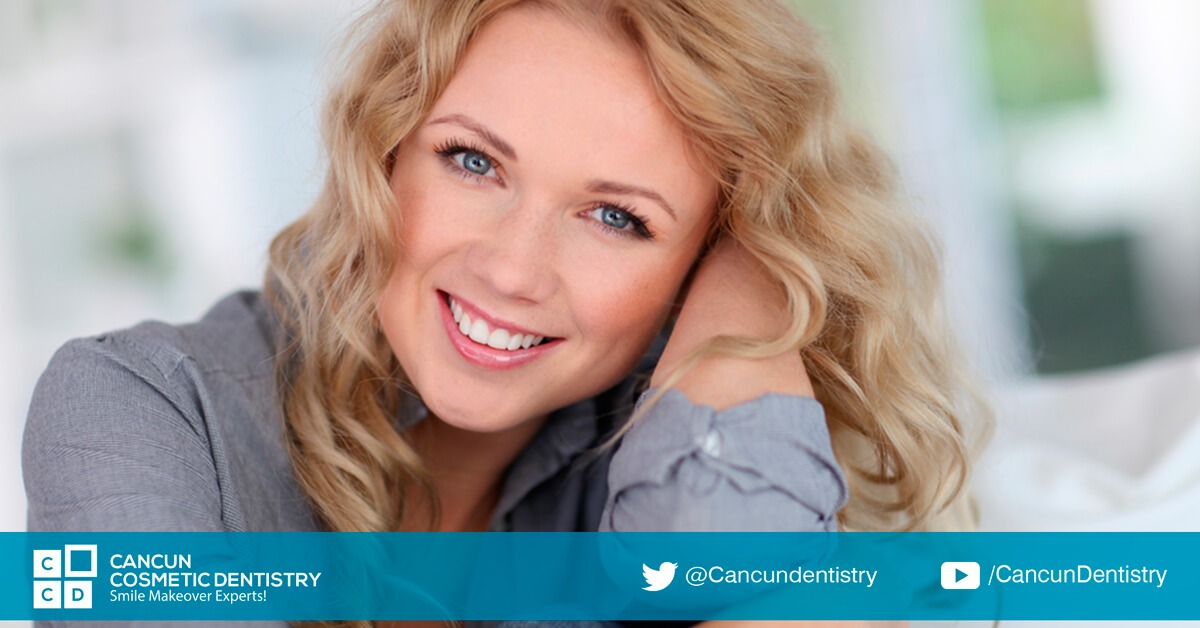 How much time I need for a smile makeover in Cancun Cosmetic Dentistry?