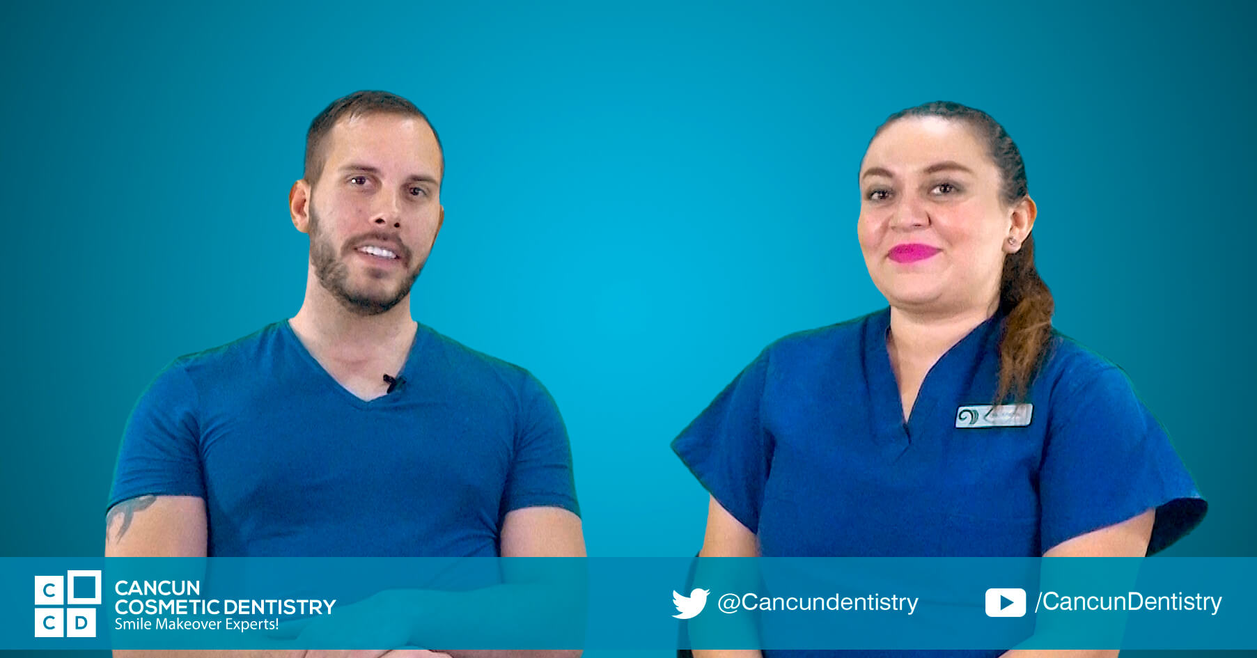 Nicholas' Testimonial: A Smile Makeover with Crowns in Cancun