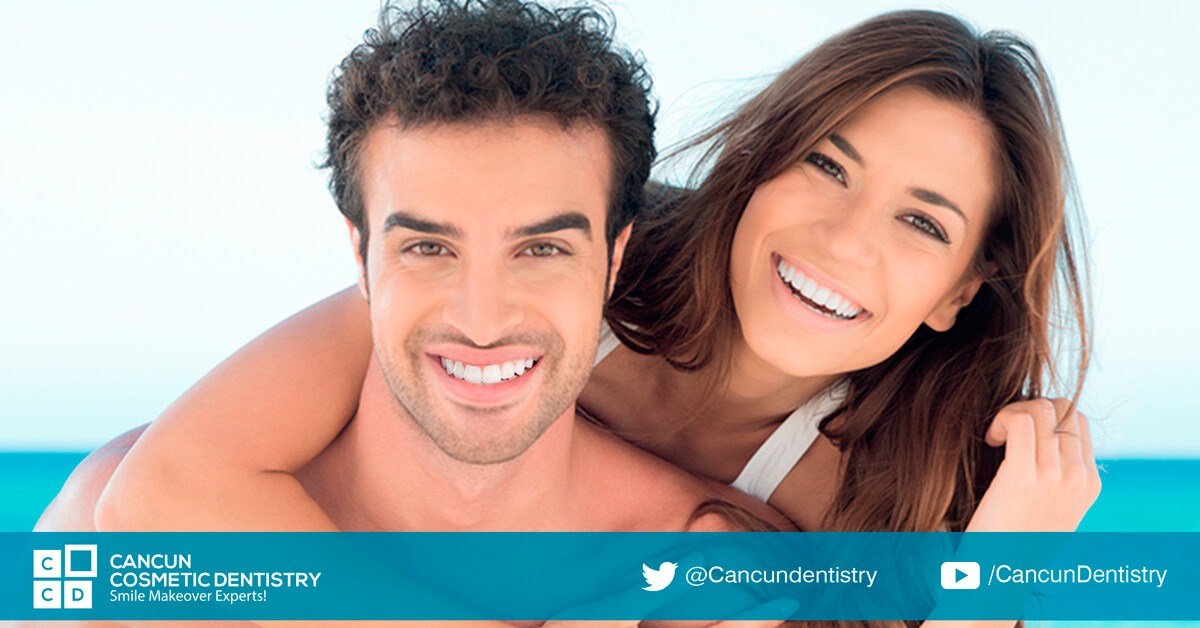 Take care of your smile on your vacation in Cancun!