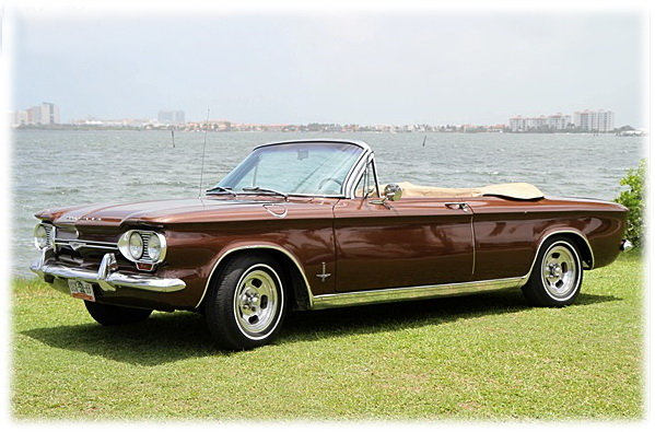 Corvair Monza 1964 Coupe