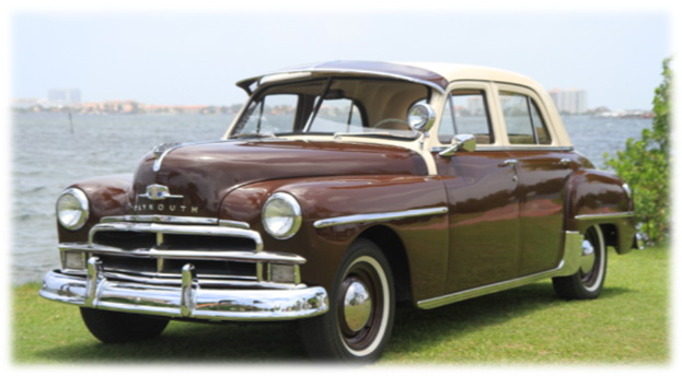 Plymouth Deluxe 1950