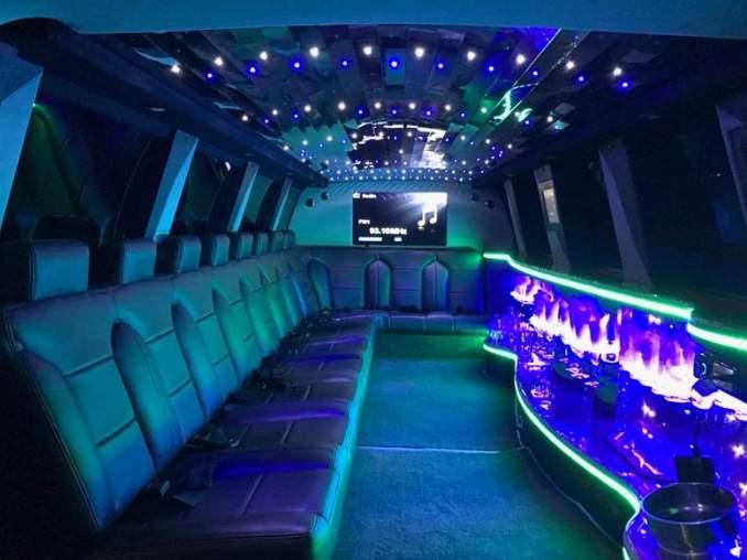 Suburban limo