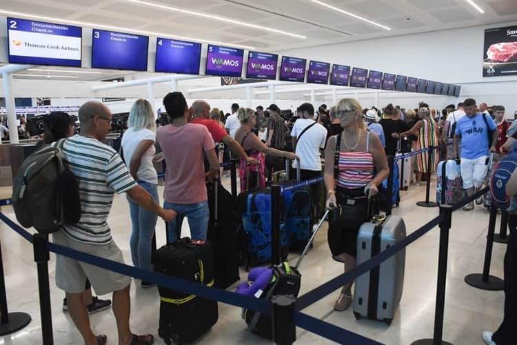 El Aeropuerto de Cancun toma medidas contra el COVID-19 - Cancun Airport