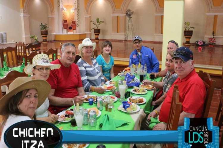 Chichen Itza Cancun LDS Tours Book of Mormon