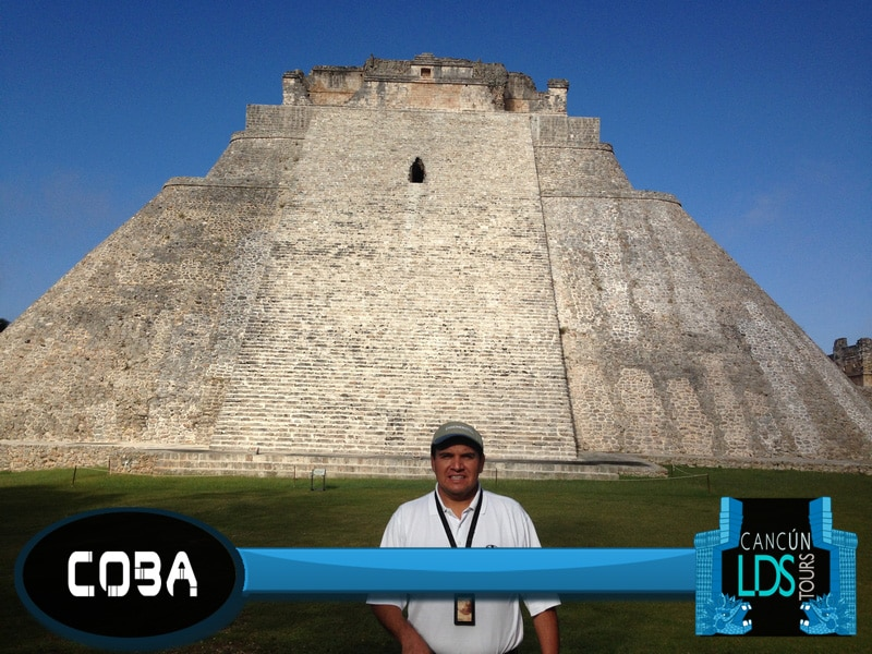 Coba Cancun LDS Tours Book of Mormon