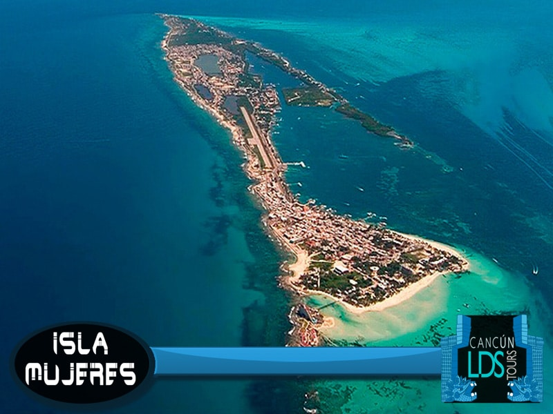 Isla Mujeres Cancun LDS tours 2017