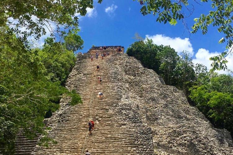 Cancun LDS Tours Coba