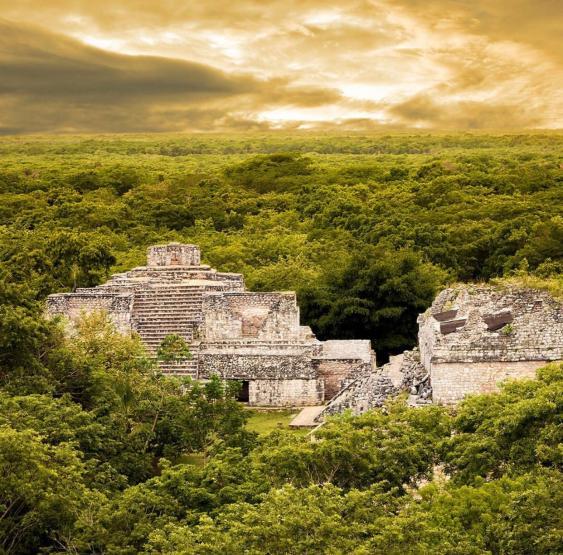 Cancun LDS Tours Ek Balam