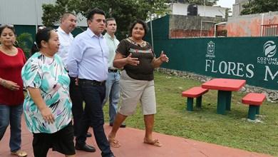 Photo of «Cozumel nos une» mejora la imagen urbana de la isla