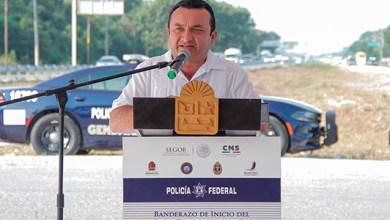 Photo of Leonel Medina da banderazo de salida al plan vacacional de semana santa