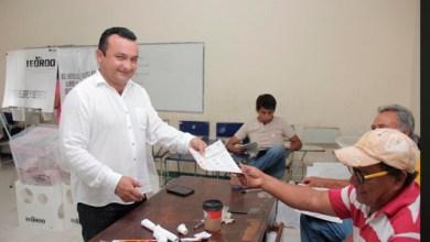 Photo of Leonel Medina exhorta a los portomorelenses a salir a votar